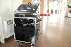 Church Audio, Audio Video, Video, AV, installation, church mixer, small, audio support